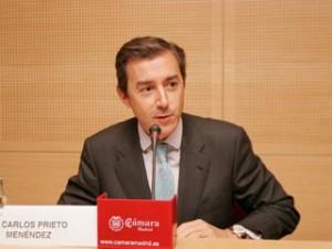 D. Carlos Prieto - Subdirector Gerente de Cámara Madrid